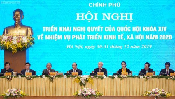 Thủ tướng: Để đưa kinh tế-xã hội vươn cao, chúng ta cần những trụ cánh gì?