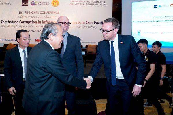 Quy định tổ chức và quản lý hội nghị, hội thảo quốc tế tại Việt Nam