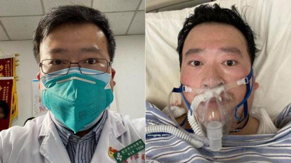 Bác sĩ cảnh báo sớm về virus corona qua đời vì nhiễm bệnh