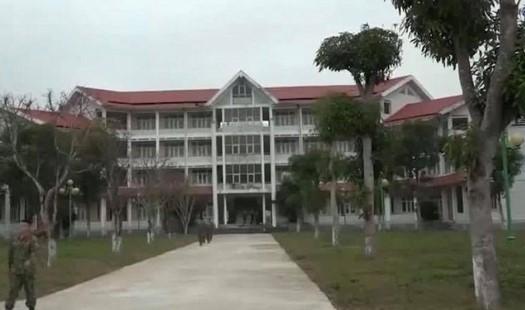 Chuẩn bị đón 394 người Thanh Hóa từ Trung Quốc trở về khu cách ly