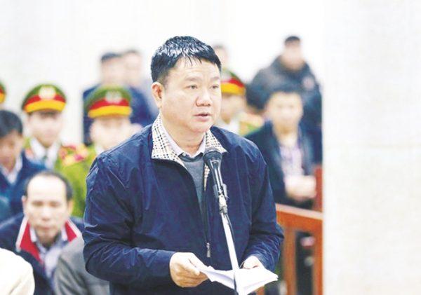 Ông Đinh La Thăng bị đề nghị truy tố trong vụ án Ethanol Phú Thọ