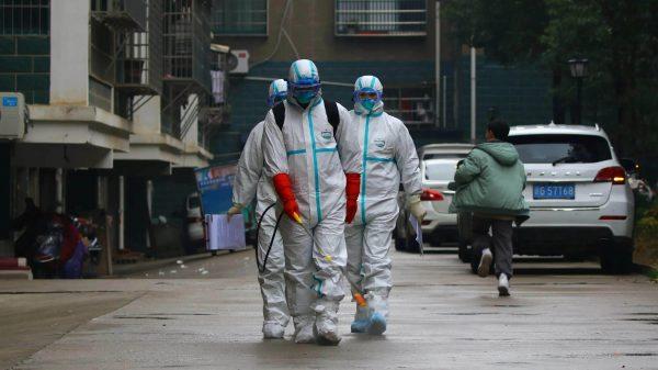 Dịch Covid-19 ngày 14/2: Thêm 116 ca tử vong, 4.823 ca nhiễm mới ở Vũ Hán