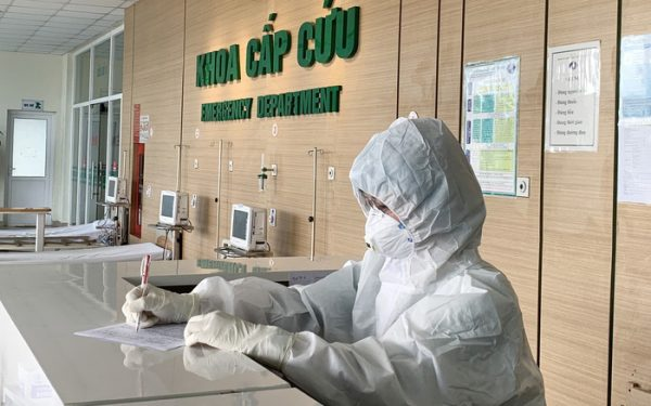 Ca mắc Covid-19 thứ 39 là hướng dẫn viên du lịch ở Hà Nội