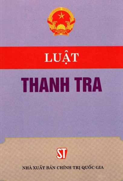 LUẬT THANH TRA