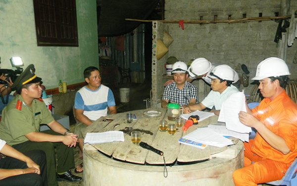 Xử lý nghiêm các trường hợp vi phạm sử dụng điện ở Quảng Bình