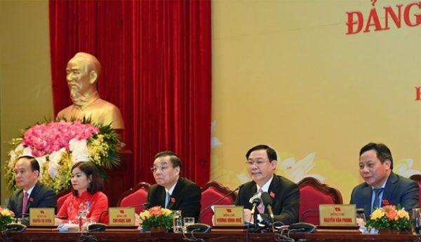Bí thư Hà Nội: Nhiệm kỳ mới làm mạnh hơn về giám sát cán bộ, đảng viên