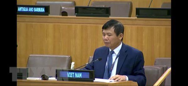 Việt Nam kêu gọi quốc tế thúc đẩy phổ cập vaccine chống dịch COVID-19