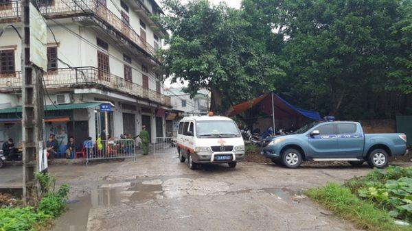 Cưỡng chế thu hồi đất để thực hiện Dự án Khu nhà ở xã hội Thượng Thanh