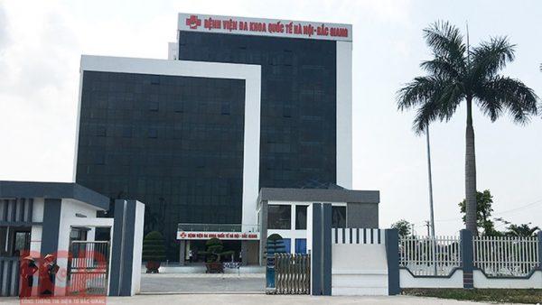 Nhiều vi phạm tại BV Đa khoa Quốc tế Hà Nội – Bắc Giang
