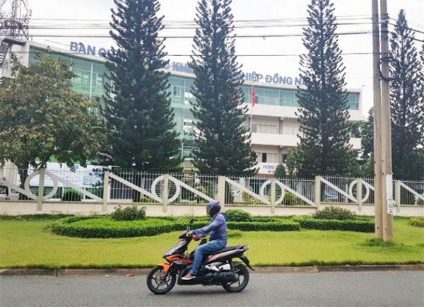 """Viết tiếp bài """"Cần xử lý tình trạng ô nhiễm môi trường tại KCN Giang Điền"""": Lập biên bản vi phạm, kiến nghị xử phạt Công ty Cao su Kenda Việt Nam"""