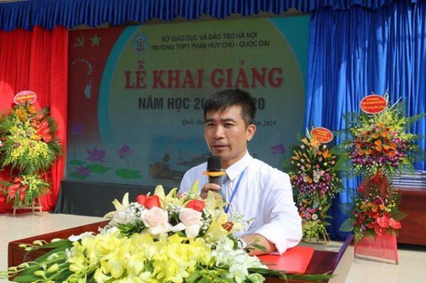 Sở GDĐT Hà Nội đôn đốc trường THPT Phan Huy Chú – Quốc Oai thực hiện kết luận tố cáo