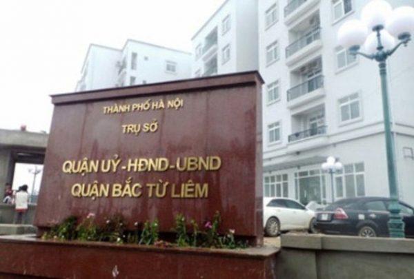 UBND quận Bắc Từ Liêm mắc sai sót trong giải quyết đơn thư