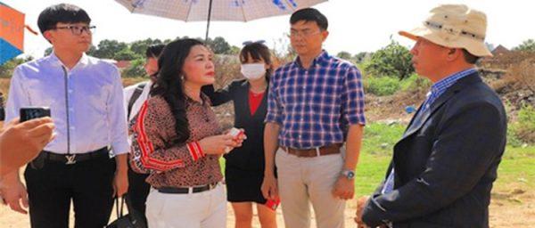 Vụ kiện dự án Hòa Lân (Bình Dương): Kim Oanh Group chính thức nhận bàn giao đất trên thực địa dự án Hòa Lân