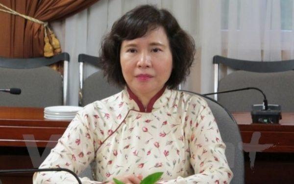 Khai trừ ra khỏi Đảng đối với đồng chí Hồ Thị Kim Thoa