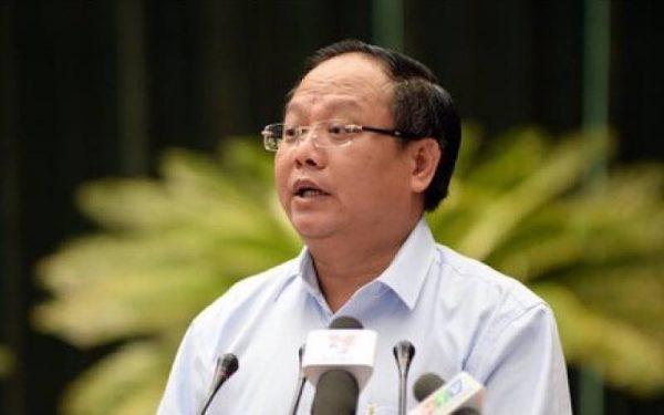 Ông Tất Thành Cang bị đình chỉ chức vụ ba tháng
