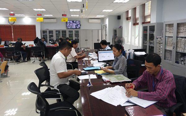 Hiệu quả tinh gọn bộ máy ở Tuyên Quang