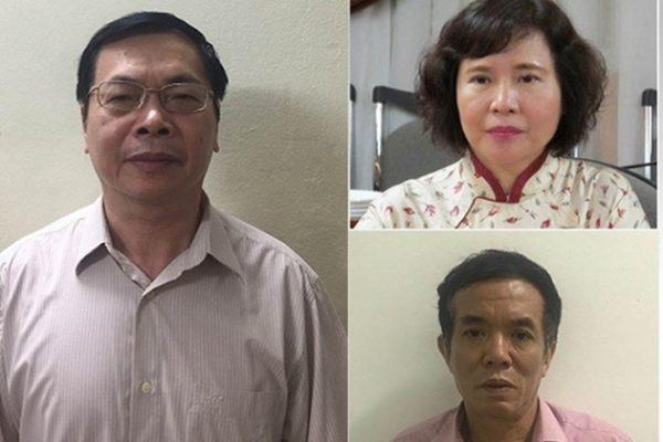 Dự kiến xét xử nguyên Bộ Trưởng Bộ Công Thương Vũ Huy Hoàng và các đồng phạm vào ngày 7/1/2021