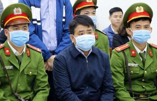 Trung ương khai trừ cựu Chủ tịch TP Hà Nội Nguyễn Đức Chung ra khỏi Đảng