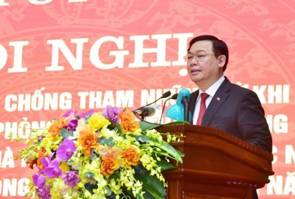 Bí thư Hà Nội: Luân chuyển cán bộ ở vị trí nhạy cảm để PCTN vặt