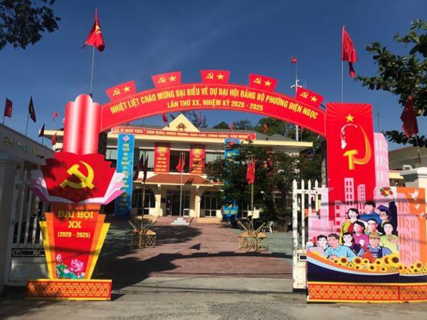 Điện Bàn, Quảng Nam: Khởi tố, bắt giam cán bộ địa chính phường làm liều