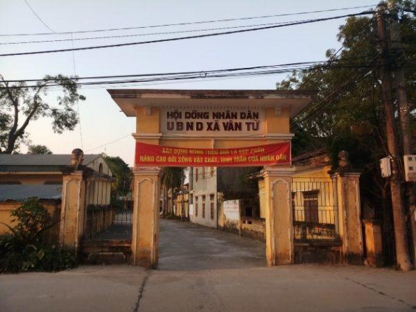 Phú Xuyên (Hà Nội): Chuyển điều tra vụ thu tiền đất trái thẩm quyền và nghi án tham nhũng tại xã Vân Từ