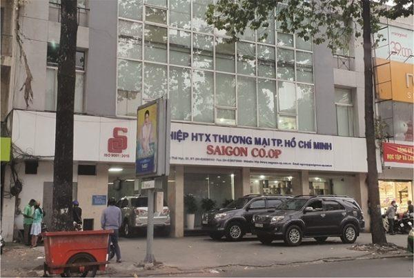 TP Hồ Chí Minh: Bắt tạm giam ông Diệp Dũng, nguyên Chủ tịch Hội đồng Quản trị Saigon Co.op