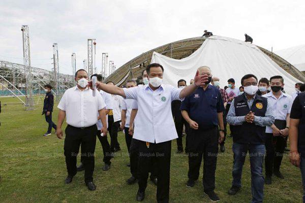 Bộ trưởng Y tế Thái Lan tự cách ly do tiếp xúc Tỉnh trưởng nhiễm Covid-19