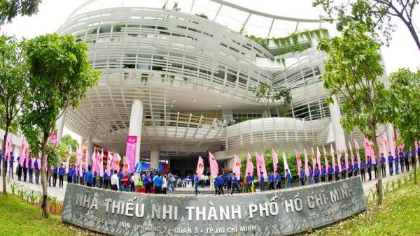 TP Hồ Chí Minh: Kết luận về sai phạm trong dự án nâng cấp Nhà Thiếu nhi TP