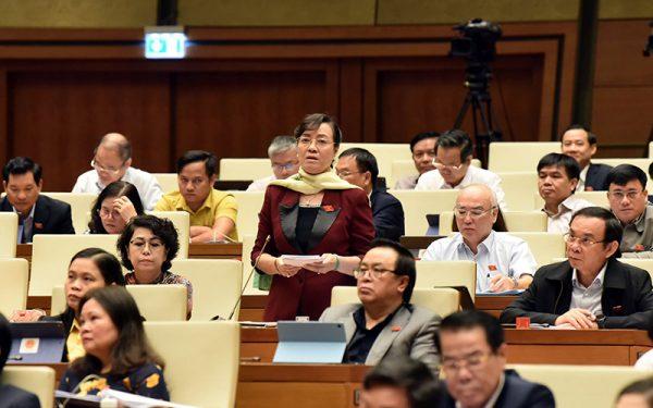 Kỷ niệm 75 năm Ngày Tổng tuyển cử đầu tiên bầu Quốc hội Việt Nam (6-1-1946 – 6-1-2021) Chất vấn và trả lời chất vấn – điểm nhấn ấn tượng trong hoạt động của Quốc hội tại kỳ họp
