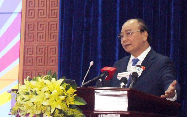 Thủ tướng Nguyễn Xuân Phúc dự Kỷ niệm 75 năm Ngày Tổng tuyển cử đầu tiên tại Quảng Nam