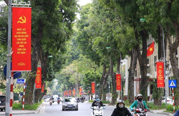 Hà Nội lập tổ công tác tiếp dân phục vụ Đại hội