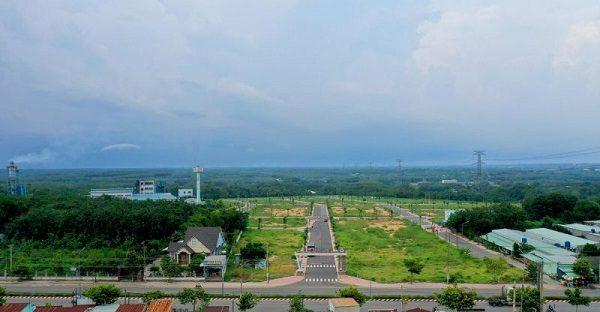 Dự án Bến Cát Center City 2 đã có Giấy chứng nhận quyền sử dụng đất