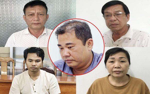Khởi tố vụ án, khởi tố bị can vụ 'điều chuyển Giám đốc Công an An Giang' giá 20 tỉ