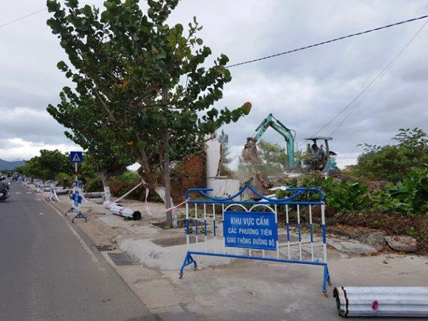 Khánh Hòa: Cưỡng chế, thu hồi dự án xâm phạm vịnh Nha Trang