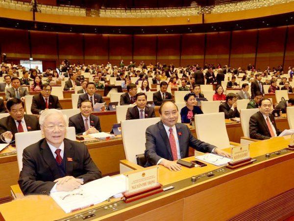 Tuần thứ 2 của Kỳ họp thứ 11: Quốc hội quyết định công tác nhân sự Nhà nước