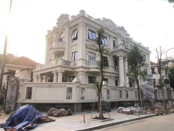 """UBND quận Cầu Giấy chậm xử lý vụ """"nhờn luật"""" tại khu biệt thự 5,2ha """