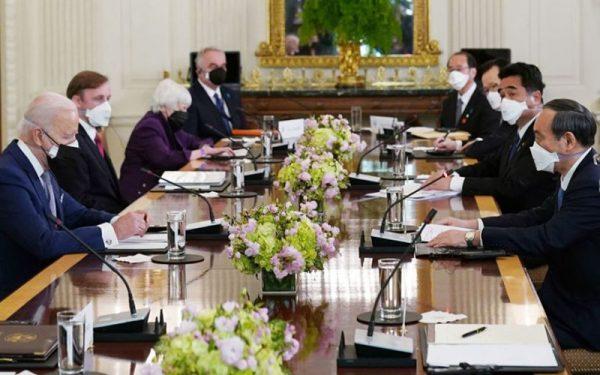 Mỹ củng cố quan hệ đồng minh với Nhật Bản