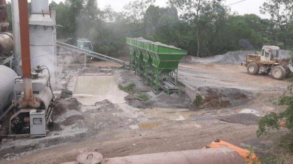 Bắc Giang: Vụ nhà thầu mượn đất xây trạm trộn không phép, sao chậm xử lý?