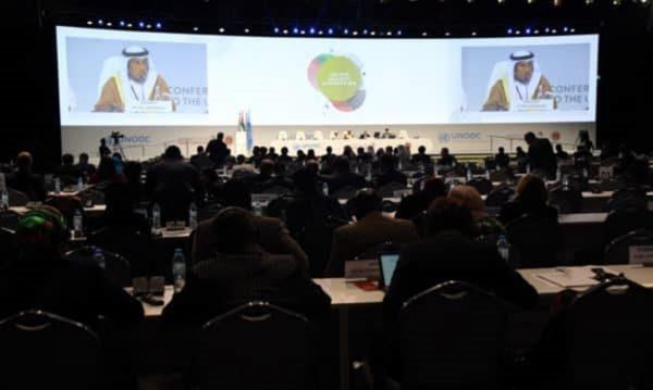 UAE chủ trì phiên họp đặc biệt của hội nghị chống tham nhũng