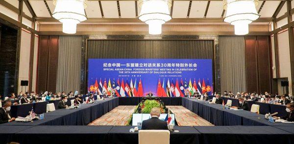 Kết thúc Hội nghị Bộ trưởng Ngoại giao ASEAN-Trung Quốc và Mekong-Lan Thương: 3 kết quả nổi bật và 4 nội dung ưu tiên