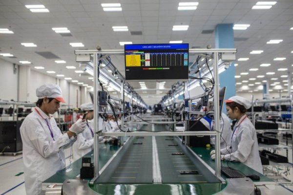 Chuỗi cung ứng từ Trung Quốc sang ASEAN: Đang chuyển dịch rất tinh tế