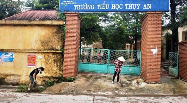 Hà Nội: Kỷ luật hiệu trưởng 2 năm không đứng lớp vẫn nhận tiền phụ cấp