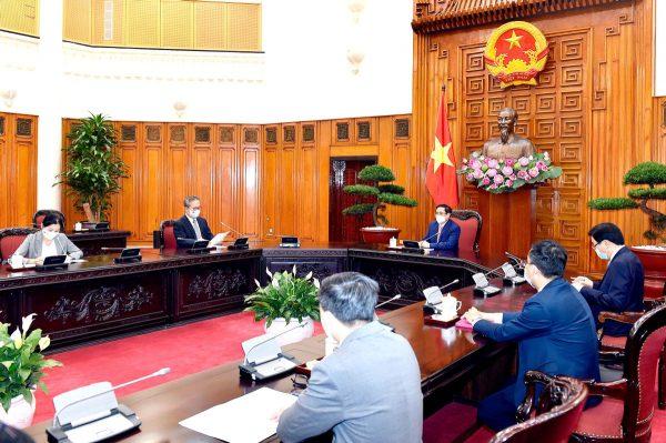 Nhật Bản hỗ trợ 1 triệu liều vaccine COVID-19 và quyên 39,2 tỷ đồng cho Qũy Vaccine của Việt Nam