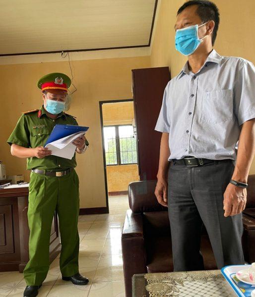 Đức Trọng, Lâm Đồng: Bắt tạm giam Giám đốc Trung tâm Giáo dục nghề nghiệp, giáo dục thường xuyên