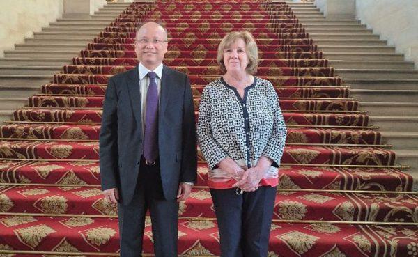 Nhóm Nghị sĩ Hữu nghị tại Thượng viện Pháp ủng hộ Việt Nam trên nhiều lĩnh vực
