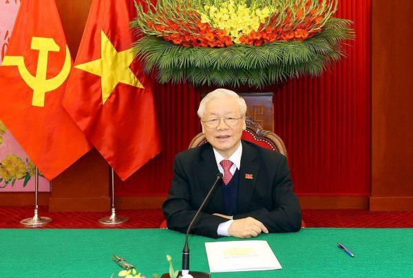 Tổng Bí thư dự Hội nghị thượng đỉnh Đảng CS Trung Quốc với các chính đảng trên thế giới