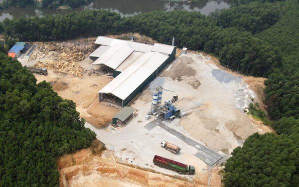 Chấn chỉnh tình trạng khai thác đất đồi, san lấp đất ruộng tại Phú Thọ
