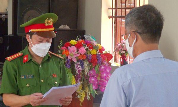 Thanh Hóa: Bắt tạm giam nguyên Chủ tịch và Phó Chủ tịch UBND xã Vĩnh Thịnh