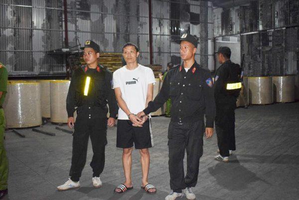 """Công an tỉnh Quảng Ninh vừa hoàn tất điều tra vụ án xuất lậu quặng ra nước ngoài, đề nghị truy tố 16 đối tượng trong vụ án """"Buôn lậu""""."""