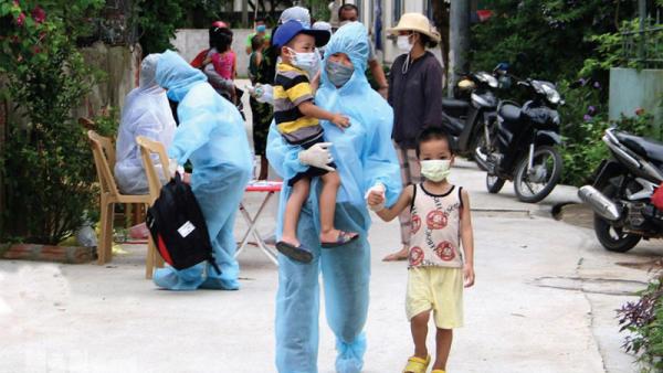 Không để trẻ thơ thiệt thòi vì đại dịch